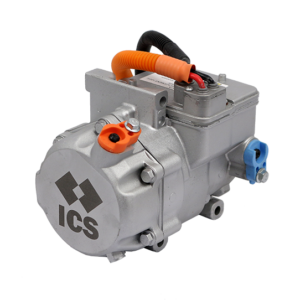 electric type compressor for electric vehicle ac systems